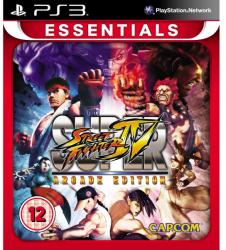 Capcom Super Street Fighter IV [Arcade Edition-Essentials] (PS3)