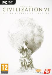 2K Games Sid Meier's Civilization VI [25th Anniversary Edition] (PC)