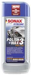 SONAX XTREME3 Polir és Wax 250ml