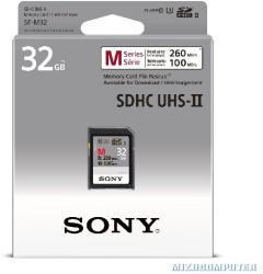 Sony SDHC 32GB Class 10 UHS-II SF32M