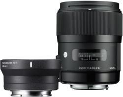 SIGMA 35mm f/1.4 DG HSM Art (Sigma)