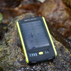 ZeroLemon Solar power Bank 6000mAh