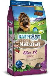 Happy&Fit Natural Welpen XL 12kg