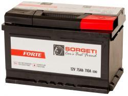 Sorgeti Forte 75Ah 710A