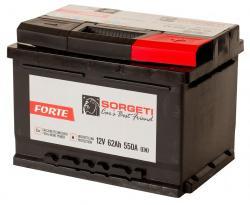 Sorgeti Forte 62Ah 550A