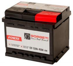 Sorgeti Forte 52Ah 450A