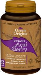 Green Origins Bio Acai Berry kivonat kapszula - 60 db