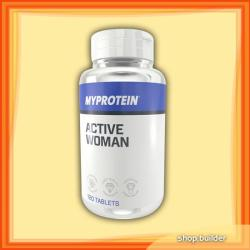 Myprotein Active Woman tabletta - 120 db