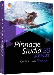 Corel Pinnacle Studio 20 Ultimate PNST20ULMLEU