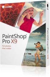 Corel PaintShop Pro X9 PSPX9MLMBEU