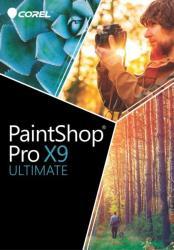 Corel PaintShop Pro X9 Ultimate PSPX9ULMLMBEU