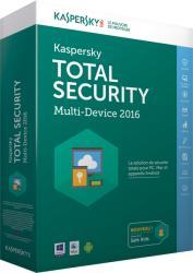 Kaspersky Total Security 2016 Renewal (1 User, 2 Year) KL1919OCADR