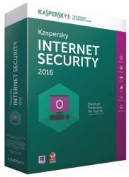 Kaspersky Internet Security 2016 Multi-Device Renewal (5 Device/1 Year) KL1941OCEFR