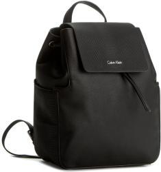 Calvin Klein Black Label Hátizsák CALVIN KLEIN BLACK LABEL - Nin4 Backpack K60K602214 001