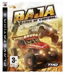 THQ BAJA Edge of Control (PS3)