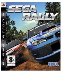 SEGA Sega Rally (PS3)