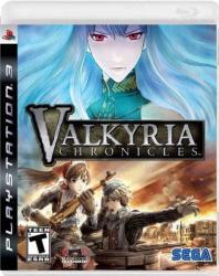 SEGA Valkyria Chronicles (PS3)