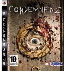 SEGA Condemned 2 Bloodshot (PS3)