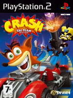 Vivendi Crash Tag Team Racing (PS2)