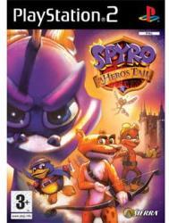 Sierra Spyro A Hero's Tail (PS2)