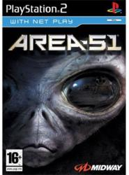 Midway Area 51 (PS2)