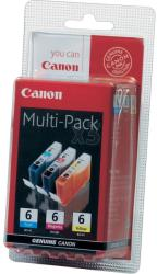Canon BCI-6 MultiPack (C/M/Y) 4706A029