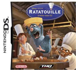THQ Ratatouille (Nintendo DS)