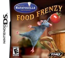 THQ Ratatouille Food Frenzy (Nintendo DS)