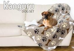 Kanguru Dog Set Bau pléd (1136)