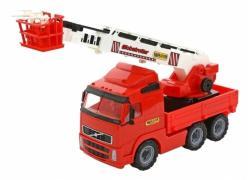 Wader Masina de pompieri cu scara (8787)