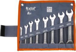 Extol Premium villáskulcs készlet 8db 6-22mm (6119)