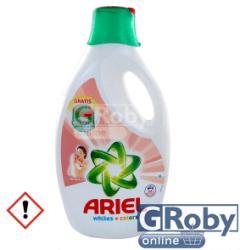 Ariel mosószer gél 2, 6 l sensitive white&colors 40 mosáshoz