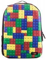 Urban Junk unisex hátizsák Brick It
