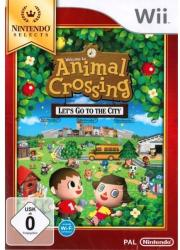 Nintendo Animal Crossing Let's Go to the City (Wii)
