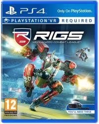 Sony RIGS Mechanized Combat League VR (PS4)