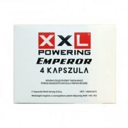XXL Powering Emperor kapszula 4db