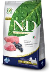 Farmina N&D Low Grain Adult Mini Lamb & Blueberry 12kg