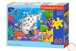 Castorland A korallzátony 60 db-os (B-06892)