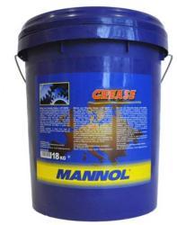 MANNOL Low Viscosity Grease Li-EP-00/000 zsír 18kg (9987)
