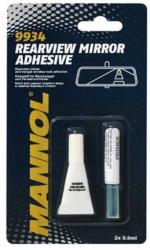 MANNOL Rearview Mirror Adhesive - Visszapillantó tükör ragasztó 2x0,6ml (9934)