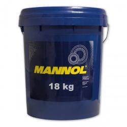 MANNOL Universal Multi MoS2 Grease EP2 grafitos zsír 18kg (8115)