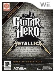 Activision Guitar Hero Metallica (Wii)