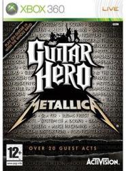 Activision Guitar Hero Metallica (Xbox 360)