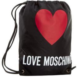 Love Moschino Hátizsák LOVE MOSCHINO - JC4196PP00KN000B Nero Heart