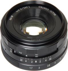 Meike 35mm F/1.7 (Nikon 1)