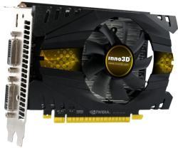 Inno3D GeForce GTX 750 Ti 1GB GDDR5 128bit PCIe (N75T-1DDV-D5CW)