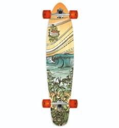 Stella Longboards Bamboo Breakers Longboard