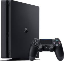 Sony PlayStation 4 Slim Jet Black 500GB (PS4 Slim 500GB)