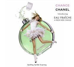 CHANEL Chance Eau Fraiche EDT 50ml Tester