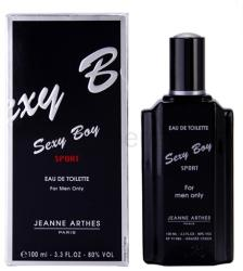 Jeanne Arthes Sexy Boy Sport EDT 100ml